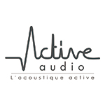 Active Audio 로고
